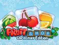 Fruit Shop Christmas