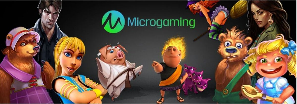 Casino hry od Microgaming