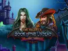 Van Helsing's Book of the Undead