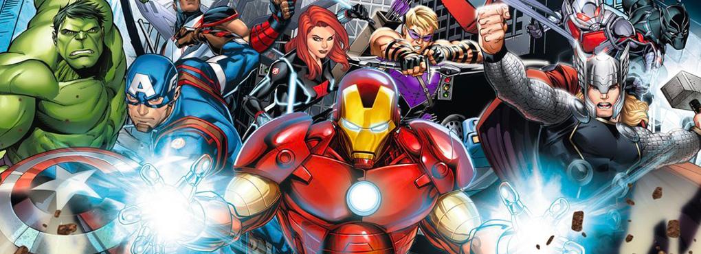 Nejlepší Marvel automaty bez vkladu zdarma